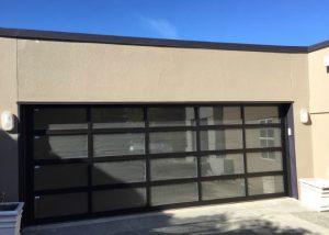 Frost Look Garage Door In Portland OR By ETS® Garage Door Of Portland