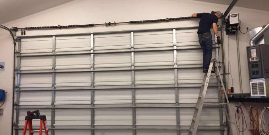 Commercial Garage Door Repair In Clackamas OR By ETS Garage Door Of Portland OR