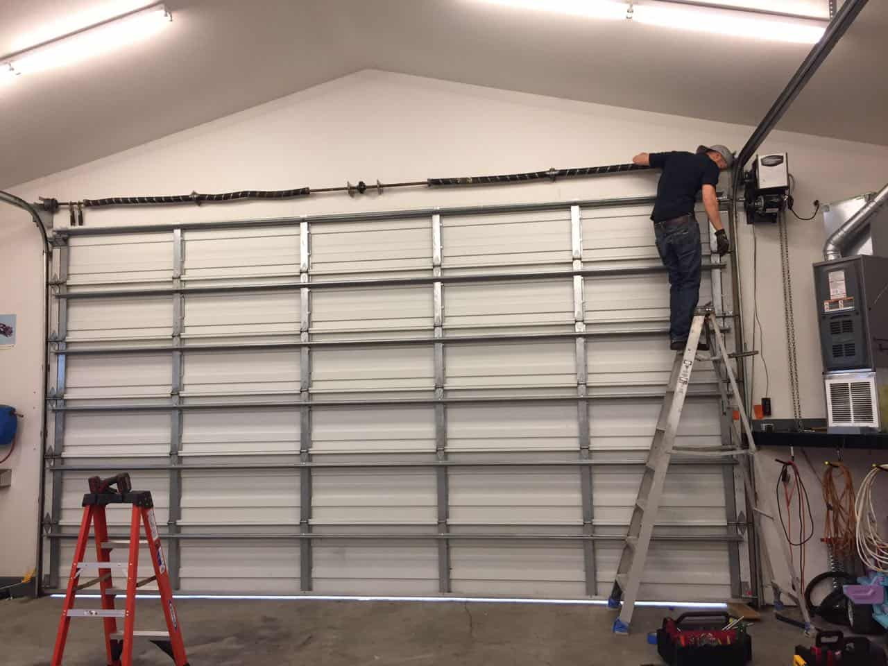 Commercial Garage Door Repair In Clackamas OR By ETS Garage Door Of Portland OR