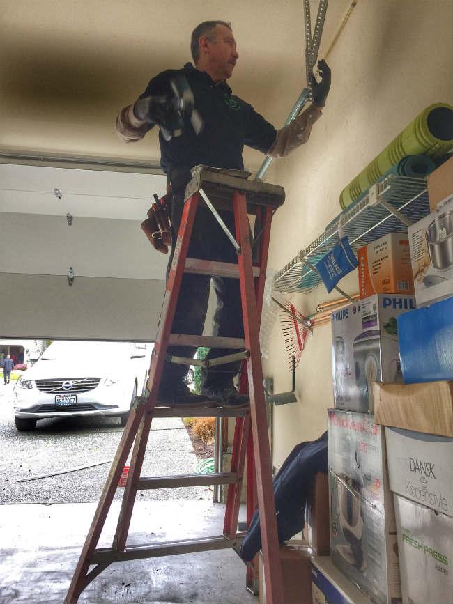 Garage Door Spring Repair In Canby OR By ETS Garage Door Of Portland OR