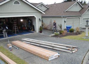 Garage Door Work In Happy Valley By ETS® Garage Door Of Portland