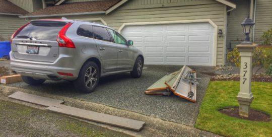 New Garage Door Installation In Lake Oswego By ETS Garage Door Of Portland OR